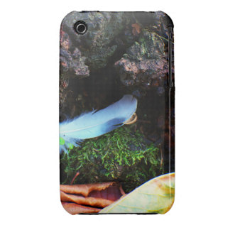 Feather 3 Barelythere iPhone 3 Case-Mate Case