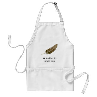 Feather Aprons