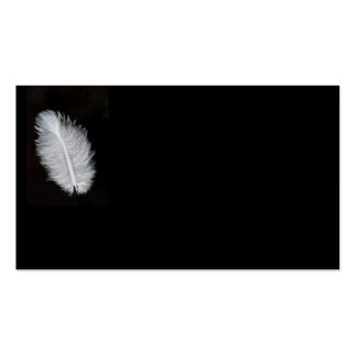 Feather Business Card Templates
