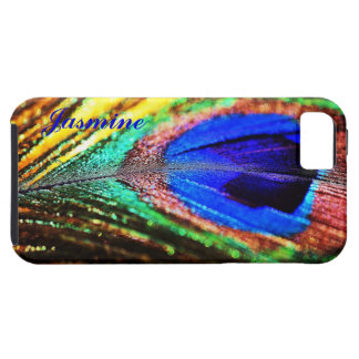 Feather by Shirley Taylor iPhone 5 Case