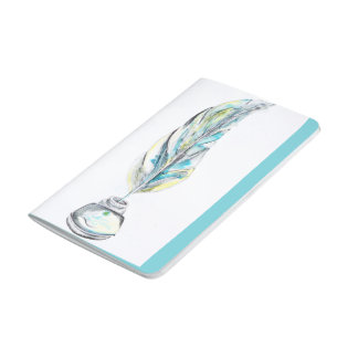 Feather Design note book