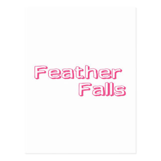 Feather Falls Postcard