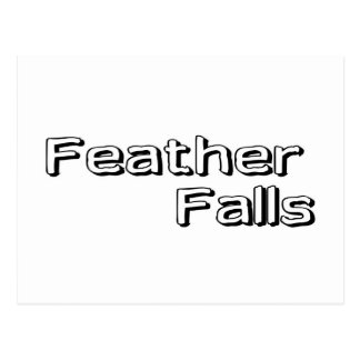 Feather Falls Post Card