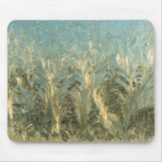 """""""Feather Frost"""" Mousepad"""
