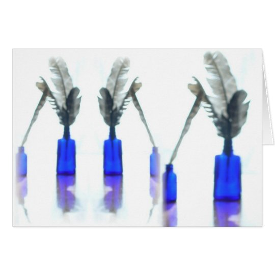 Feather Light notecard