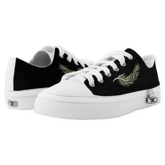 Feather Low Tops