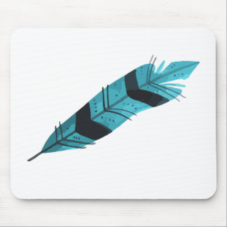 Feather Mouse Mat