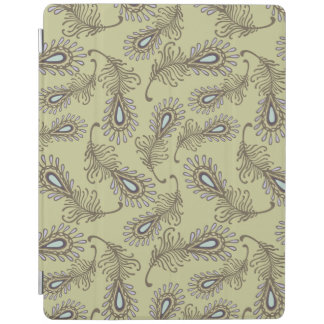 Feather Pattern iPad Cover