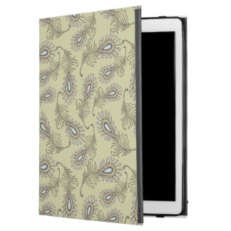 "Feather Pattern iPad Pro 12.9"" Case"