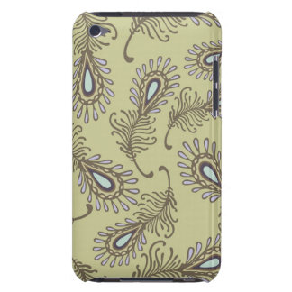 Feather Pattern iPod Case-Mate Cases