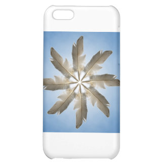 Feather Ring iPhone 5C Cases