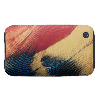 Feather surface 3 iPhone 3 tough case