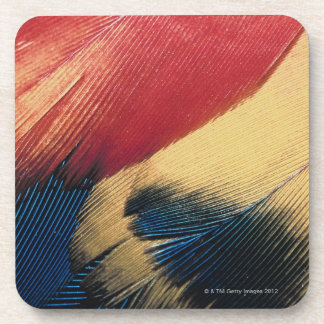 Feather surface 3 coaster
