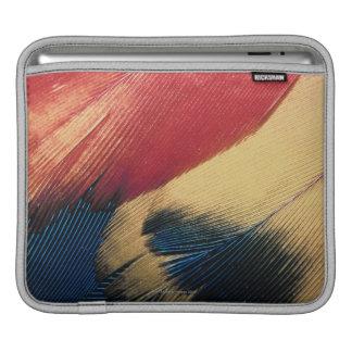 Feather surface 3 iPad sleeve
