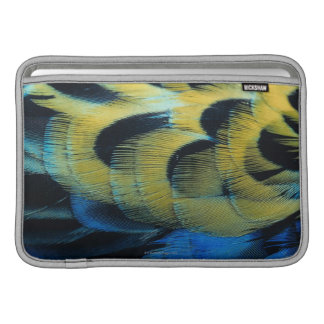 Feather surface 4 MacBook sleeve