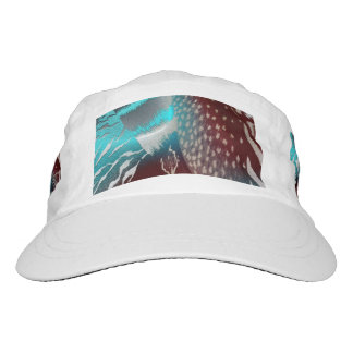 Feather Texture Template Hat