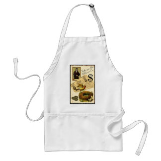 Feather Your Nest Standard Apron