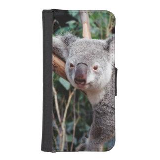 Featherdale Wildlife Park, Koala Bears iPhone SE/5/5s Wallet Case
