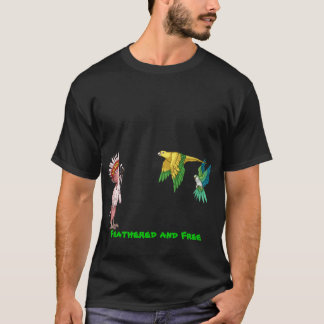 Feathered and Free T-Shirt