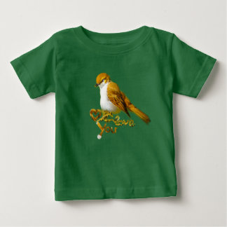 Feathered Ball Baby T-Shirt