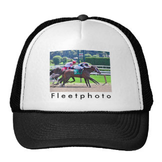 Feathered by Indian Charlie-Receipt Trucker Hat