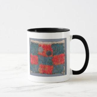 Feathered cape mug