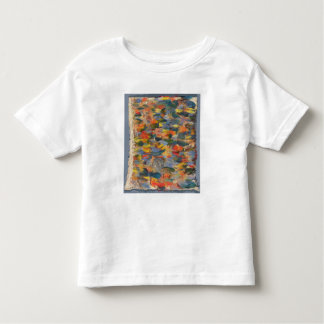 Feathered cape toddler T-Shirt