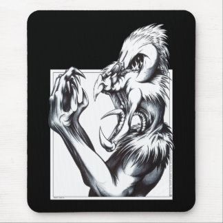 Feathered Fiend Mouse Pads