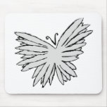 Featherfly Mouse Pad