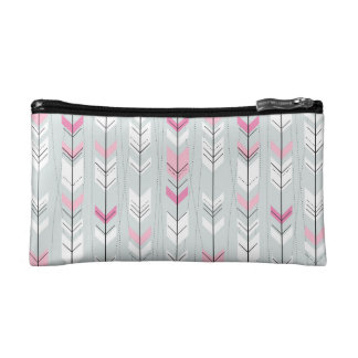 Feathers Cosmetic Bags
