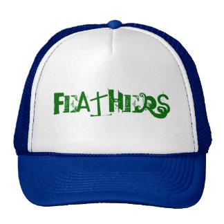 FEATHERS CUSTOM CAPS BY WASTELANDMUSIC.COM CAP