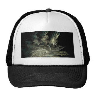 FEATHERS MESH HAT