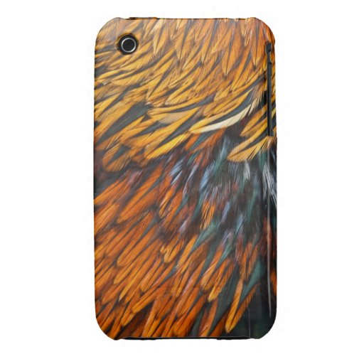 Feathers iPhone 3 case
