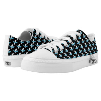Feathers Low Tops