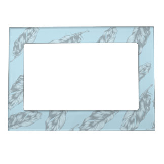 Feathers Magnetic Frame
