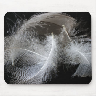 Feathers Mouse Mat