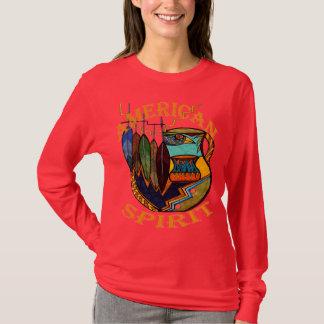 Feathers & Pot Spirit T-Shirt