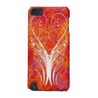 FEATHERY SWIRLS iPod Touch Speck Case
