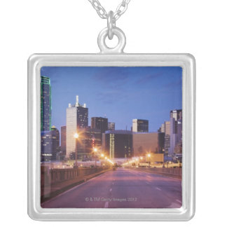 Features the Newly Constructed OMNI Convention Silver Plated Necklace