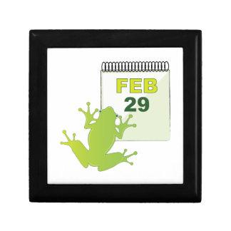 Feb 29 gift box