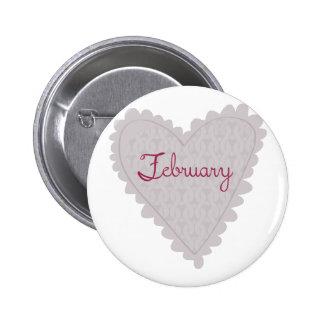 February Pins
