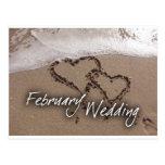 February  Beach Destination Wedding - Customised