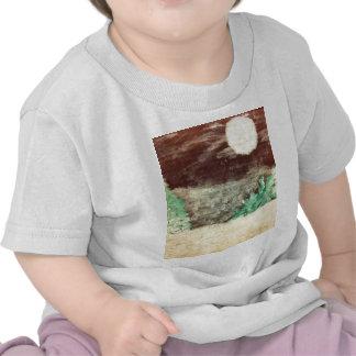 February--Snow Moon.jpg Tshirts
