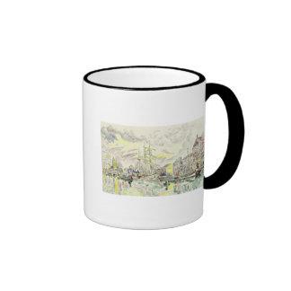 Fecamp, 1934 coffee mug