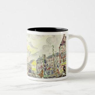 Fecamp, 1934 coffee mugs