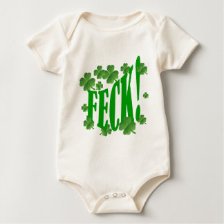 Feck Baby Bodysuit