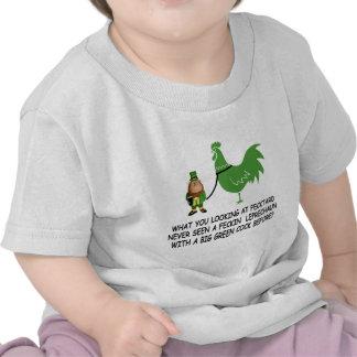 Feckin Irish fecktard T-shirts