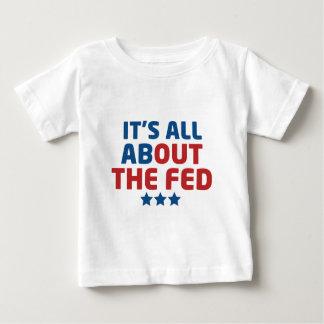 FED WOMEN'S DARK BABY T-Shirt