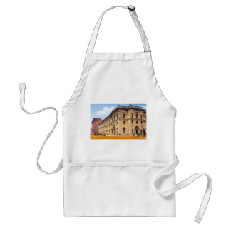Federal Building Aprons