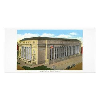Federal Building Denver Colorado Personalized Photo Card